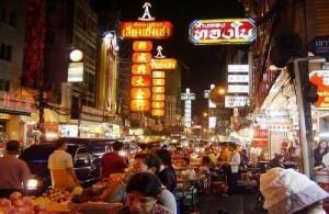 Chinatown is een gezellige en sfeervolle wijk in Bangkok.