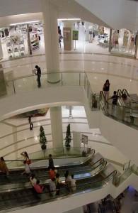 Bangkok is een waar winkelparadijs.