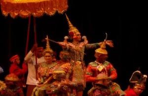 In het Thailand Cultural Center worden vele culturele optredens verzorgd.