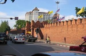 Wandeltochten door het oude centrum van Chiang Mai brengen je terug naar het Lanna tijdperk