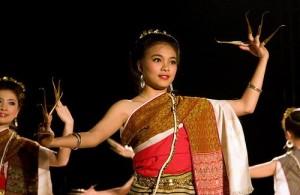 De Thaise cultuur zie je terug in de theater en muziek voorstellingen in Chiang Mai.