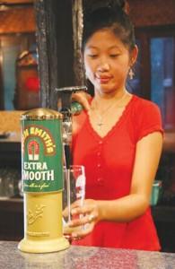 Chiang Mai heeft een uitgebreid aanbod aan bars en restaurants.