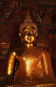 In het oude centrum van Chiang Mai liggen maar liefst 36 tempels.