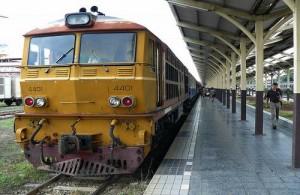 Voor het vervoer per trein naar Chiang Mai kun je kiezen uit 1e, 2e of 3e klas.