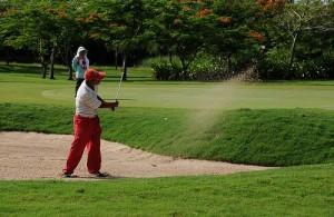 Hua Hin en Cha-am zijn geliefde golfbestemmingen.