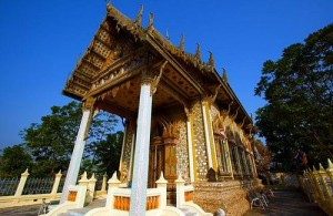 Een bekende tempel in Hua Hin is Wat Khao Krailat.