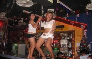 Het meest beroemde en beruchte nachtleven speelt zich af in South Pattaya.