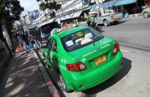 Vanuit Bangkok reis je snel en gemakkelijk naar Pattaya.