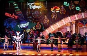 De Tiffany Cabaretshow staat bekend om zijn geweldige entertainment show.