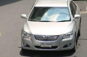 Per huurauto rij je vanuit Bangkok via de Highway makkelijk en snel naar Pattaya.