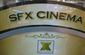 SF Cinema City heeft diverse luxe bioscopen op Phuket.
