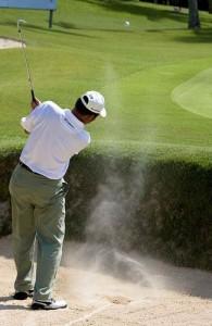 Op Phuket liggen diverse golfbanen van wereldklasse.