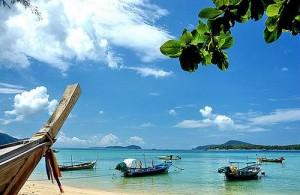 Rawai wordt door de locale vissers gebruikt als ligplaats voor hun bootjes.