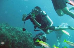 Rondom Phuket liggen diverse uitstekende duiklocaties.