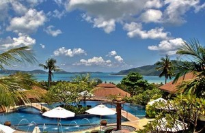 Luxe all-inclusive resorts in Thailand staan bekend als weelderige accommodaties.