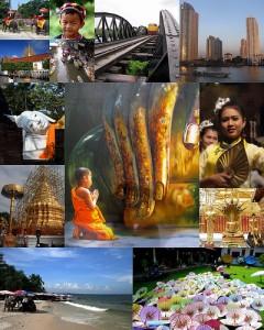 Tijdens een georganiseerde rondreis zie je in korte tijd veel van Thailand.