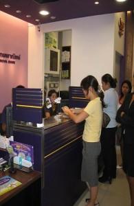 Bankzaken regel je makkelijk bij de Thaise banken