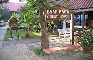 De eenvoudige guesthouses in Thailand zijn populair onder de backpackers.