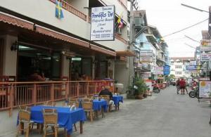Guesthouses in Thailand zijn doorgaans eenvoudige en goedkope accommodaties.