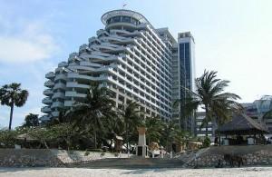 De vanaf prijzen voor een eersteklas hotel in Thailand bedragen zo'n 60 euro per kamer.