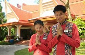 De vriendelijke en hartverwarmende bevolking van Thailand staat garant voor een onvergetelijke vakantie.