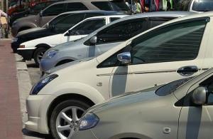 In Thailand huur je voor weinig geld een moderne auto.