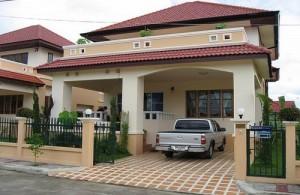 Het huren van een  appartement, bungalow of villa is ideaal als je in Thailand gaat overwinteren.