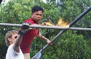Om in Thailand te mogen werken als vrijwilliger dien je ook een werk vergunning te hebben.