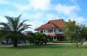 In Thailand is het prettig en goedkoop wonen.