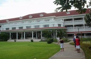 Het Hua Hin Railway hotel heet tegenwoordig Sofitel Central Hua Hin.