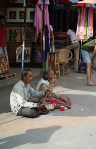De Soi Buakao Market is een typische Thaise markt.