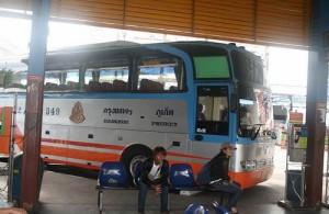 Vanaf Phuket Bus Terminal 1 wordt het locale bus vervoer op Phuket afgehandeld.