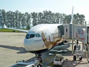 Vanuit heel Thailand wordt er met grote regelmaat op Phuket gevlogen.