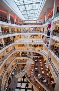 CentralWorld is een groot lifestyle winkelcentrum.