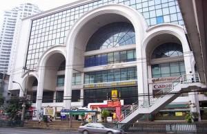 Het Phantip Plaza is populair bij buitenlanders.