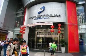In de Platinum Fashion Mall vind je alles op gebied van mode.