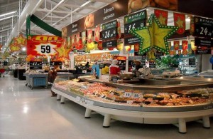 In de hypermarkets op Koh Samui vind je een uitgebreid aanbod van etenswaar.