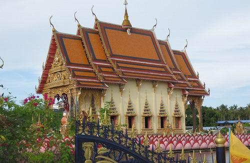 Wat Plai Laem » Thailand Totaal