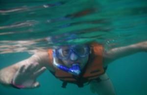 Koh Tan en Koh Matsum staan bekend als een paradijs om te snorkelen.