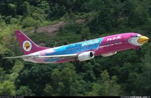 (Mini) Nok Air gaat vliegen tussen Chiang Mai en Khon kaen.