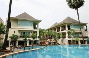 Het Bann Pantei Resort is een uitstekend middenklasse hotel
