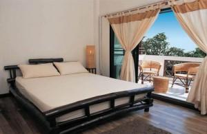Guesthouse Lamphu House biedt nette en fatsoenlijke kamers.