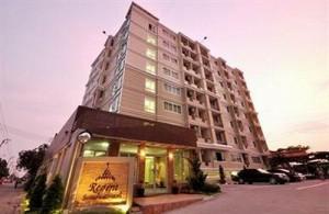 In het Regent Suvarnabhumi Hotel kun je goed en goedkoop overnachten.
