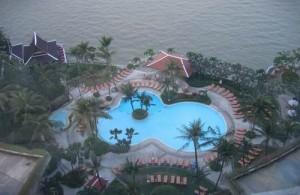 Het Shangri-La hotel is een uitstekend 5 sterren hotel.