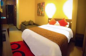 iCheck Inn Silom biedt nette kamers tegen aantrekkelijke prijzen.