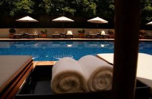 Luxe en comfort in het 5 sterren hotel Rachamankha.