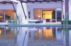 De luxe kamers van het Veranda Resort.