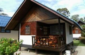 S.B. Cabana verhuurt goedkope bungalows.