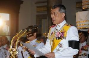 Koning Maha Vajiralongkorn (Rama X).