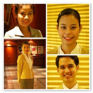 Thailand staat bekend als 'land of smiles'.